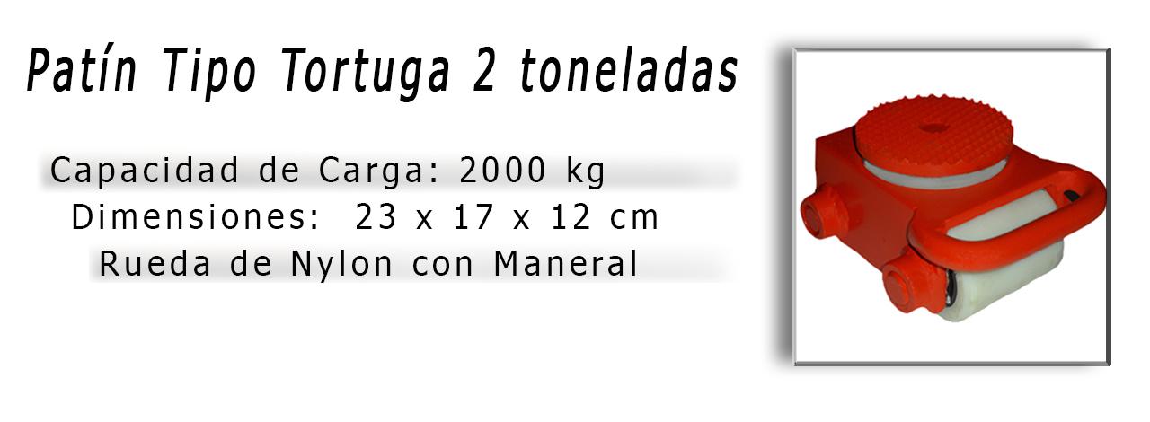 4patin 2 tons